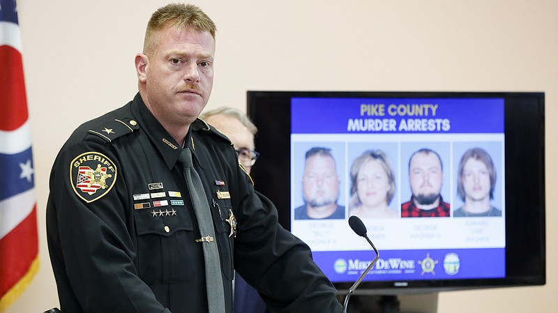 2 Years Later, 4 Family Members Arrested In Gruesome Ohio Killings
