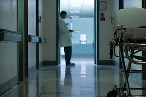 How Doctors And Nurses Cope With The Human Toll Of Gun Vi...
