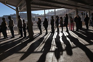 Arizona Residents, Officials Skeptical As Border Troops M...