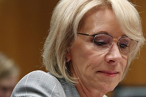 Betsy DeVos Sued For Failing To Implement Automatic Stude...