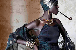 Senegal's Stunning Gold Jewelry ... And The Controversial...