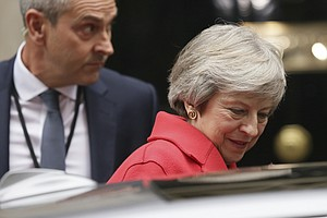 U.K. Wracked By Political Turmoil As Top Ministers Reject...