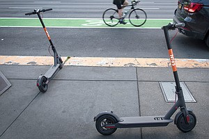 Why Ford Is Getting Into The Scooter Business