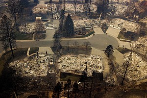 Ratepayer Lawsuit Claims New Wildfire Fund Law Unconstitu...