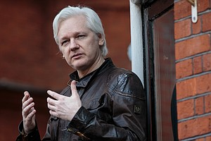 Court Filing Suggests Prosecutors Are Preparing Charges Against Julian Assange