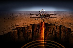 Look Out Mars, Here Comes InSight
