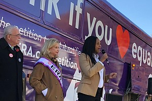Virginia Could Be The State To Give Women Equal Rights Na...