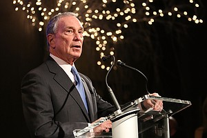 Michael Bloomberg Gives $1.8 Billion To Financial Aid At Johns Hopkins Univer...