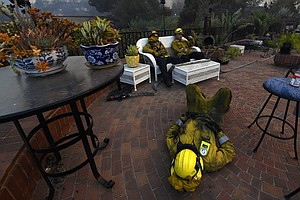 Understaffed And Overworked: Firefighters Exhausted By Se...