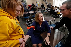 Parkland School Shooting Commission Calls For Code Red Alarms And Bleeding Co...