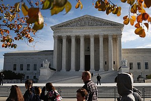 White House Asks Supreme Court To Fast-Track Ruling On Tr...