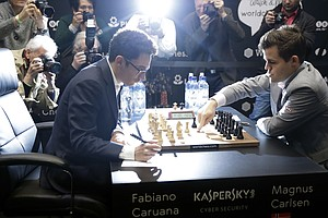 Stalemate To Checkmate: After 12 Draws, World Chess Champ...
