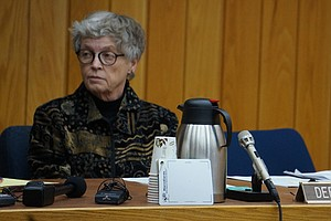 Former Michigan State President Arraigned On Charges Tied...