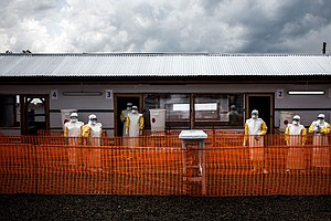 Ebola Treatment Trials Launched In Democratic Republic Of...