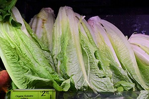 Some Romaine Is OK To Eat, But Beware California, CDC Says
