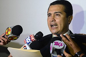 Honduran President's Brother Arrested In Miami On Drug Trafficking Charges