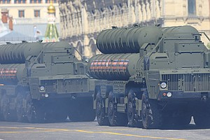 Russia Plans To Deploy More S-400 Missiles To Disputed Cr...