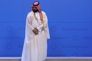 At G-20 And At Home, A Test For Saudi's Crown Prince: Can...