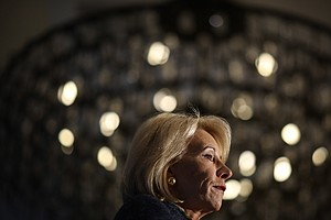 DeVos' New Sexual Assault Guidelines Are Open For Public ...