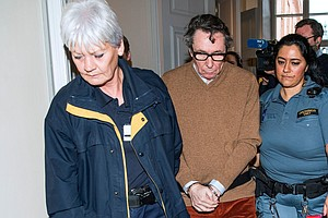 Swedish Cultural Figure Appeals Rape Conviction, Is Given...