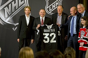 Space Needle, Meet Lord Stanley: Seattle Is Getting Its Own NHL Team