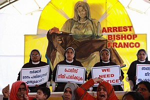 A Nun In India Accuses A Bishop Of Rape, And Divides The Country's Christians