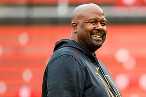 U. Of Maryland Hires Michael Locksley To Lead Football Team In Time Of Tumult