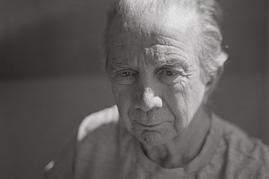 A Photographer Turns A Lens On His Father's Alzheimer's