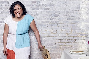 On Netflix, Chef Samin Nosrat Goes Global To Demystify 'S...