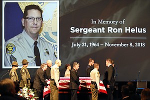 Friendly Fire Killed Sheriff's Sergeant At Thousand Oaks,...