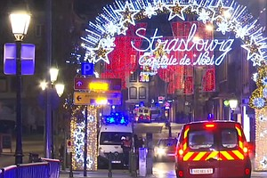 Gunman Attacks French Christmas Market, Killing At Least ...