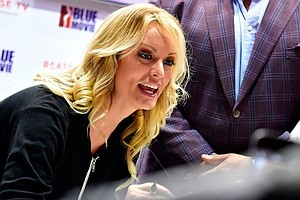 Stormy Daniels Ordered To Pay Trump $293,000 In Fees In D...