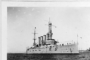 Mystery Blast Sank The USS San Diego in 1918. New Report Reveals What Happened