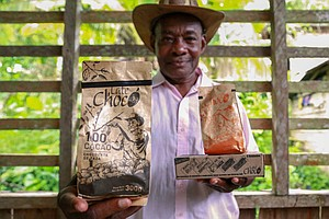 From Cocaine To Cacao: One Man's Mission To Save Colombia...