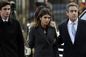 Michael Cohen Sentenced To 3 Years In Prison Following Pl...