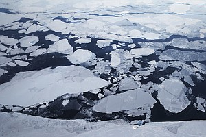 Arctic Report Card Documents 'Cascading Effects' Of Warmi...