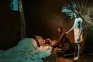 Magical Photos Bring Fables From Mbomo To Life