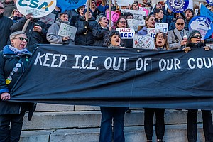 Judges Ask ICE to Make Courts Off Limits To Immigration A...