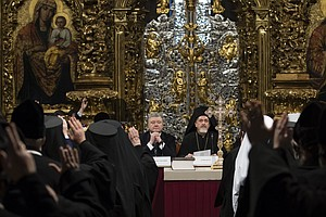 Ukraine Moves To Form A Unified Orthodox Church Independe...