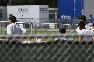 Several Thousand Migrant Children In U.S. Custody Could B...