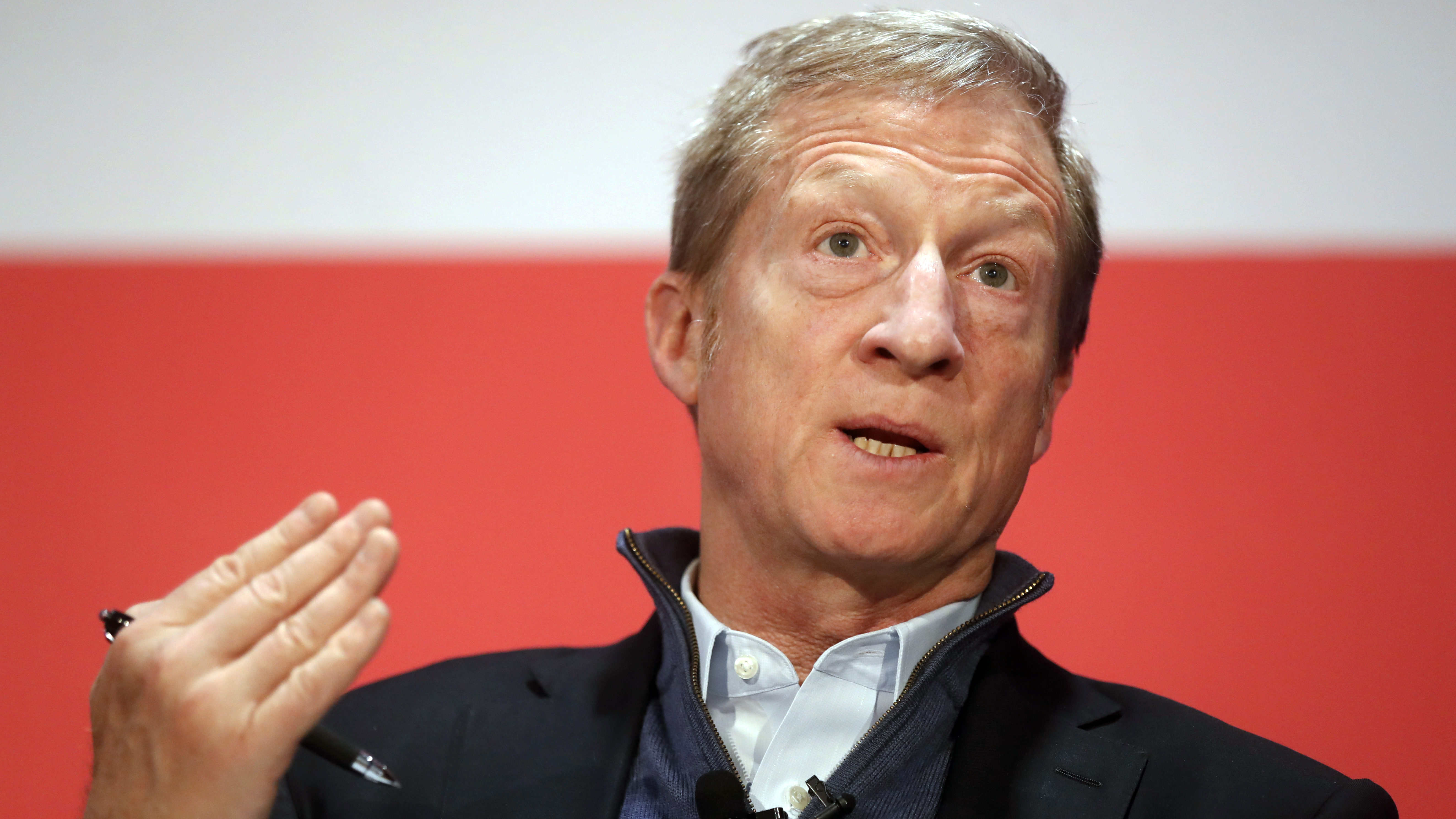 Tom Steyer Set to Make First San Diego Visit Of Presidential Campaign