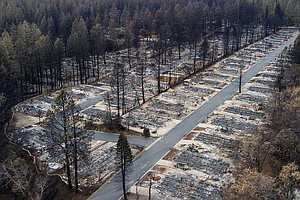 Devastating Wildfires Force California's Largest Utility ...