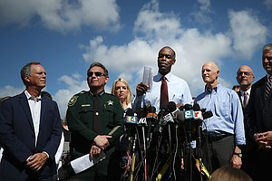 As Parkland Cases Begin, Duty Of School And Deputy Come U...