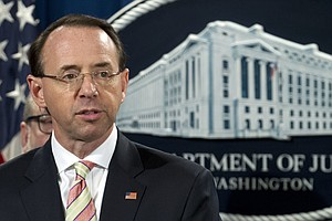 Justice Department Charges Chinese Hackers In Bid To Curt...