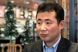 For A North Korean Defector Turned Journalist, Warming Ti...
