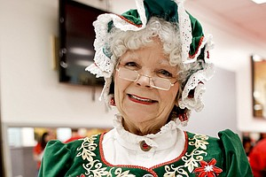 This Year, Mrs. Claus Is Coming To Town — And Not As Santa's Sidekick