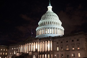 No End In Sight To Shutdown As Senate Goes Home For Christmas