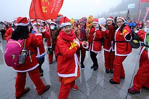 Sorry, Santa: A Chinese City Has Just Banned All Things Christmas
