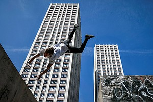 Parkour Resists 'Hostile Takeover' By International Gymna...