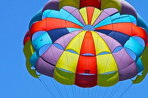 Researchers Show Parachutes Don't Work, But There's A Catch
